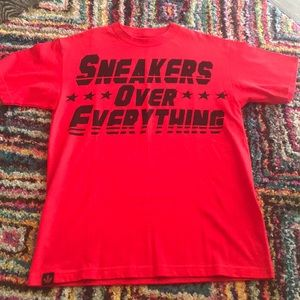 Other - Men's Sneaker Graphics Shirts